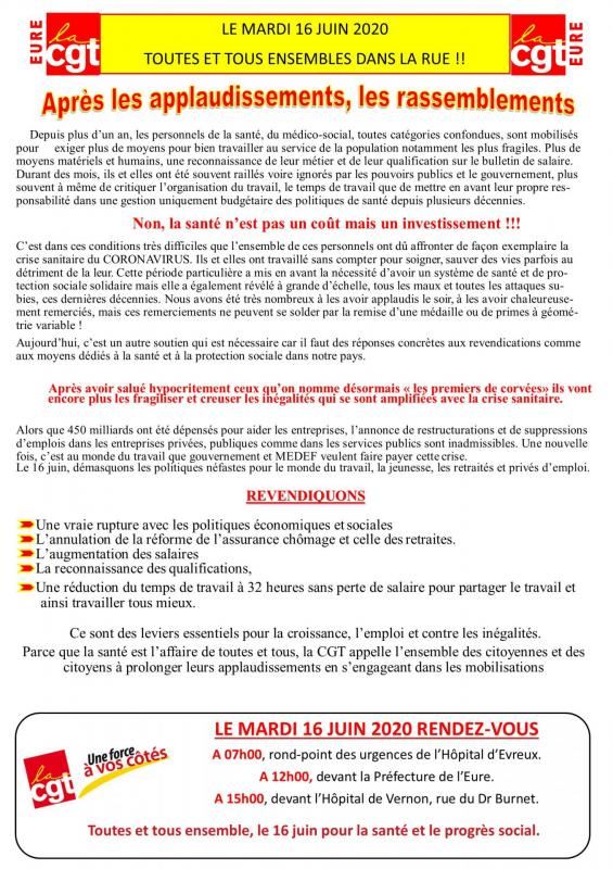 Tract ud 16 juin